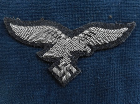 LW OFFICERS BREAST EAGLE